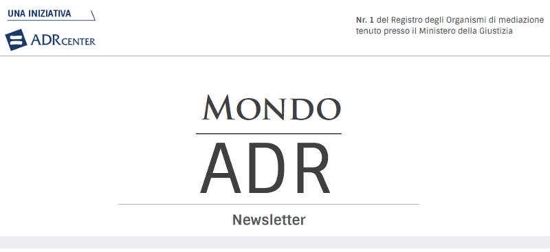 mondoadr newsletter