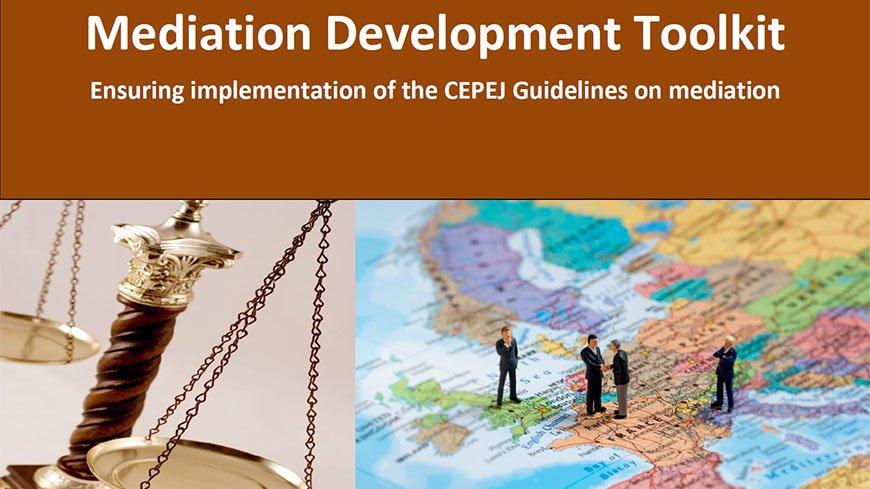 La CEPEJ adotta un toolkit per rafforzare l'attuazione delle sue linee guida sulla mediazione