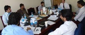 il centro di mediazione realizzato da ADR Center in Afghanistan