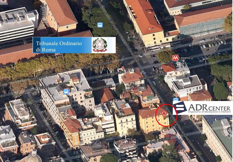 ADR Center inaugura la nuova sede accanto al Tribunale civile di Roma