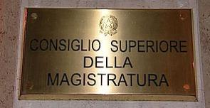Consiglio Superiore della Magistratura