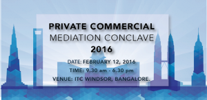 India conclave ADR Center - Leonardo D'Urso