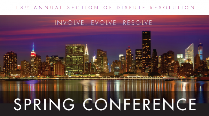 involve evolve risolve - spring conference
