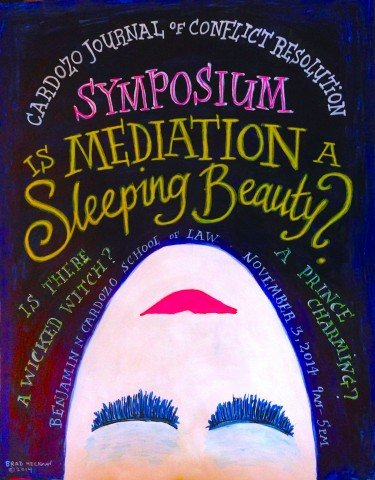 Is mediation a sleeping beauty