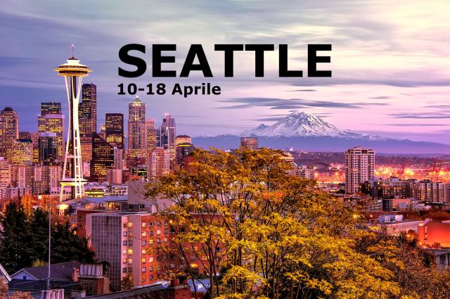 Seattle, 10-18 Aprile