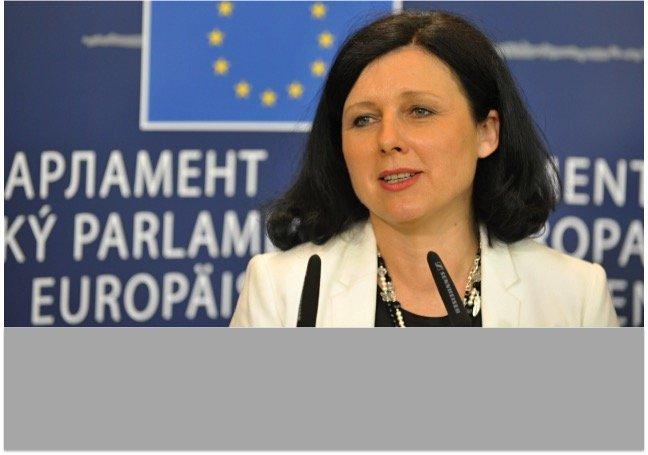 Commissario Eu alla Giustizia - Vèra Jourovànel